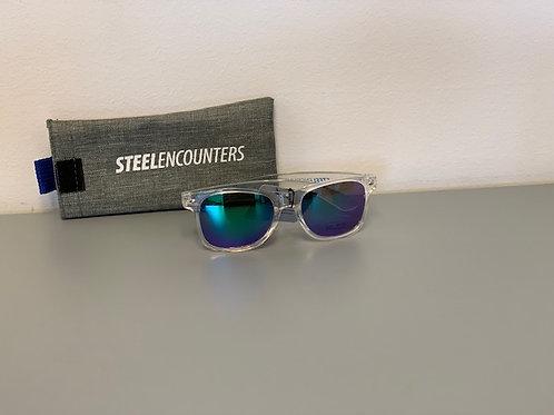 Blue/Green Sunglasses