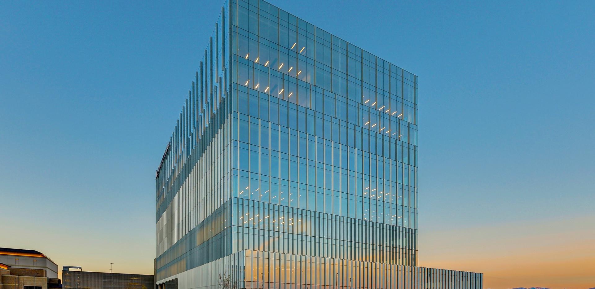 Mountain America Credit Union Headquarters