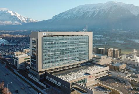 Utah Valley Regional Medical Center Expansion