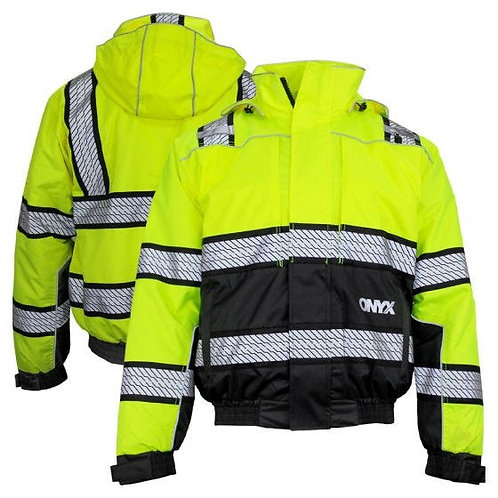 Safety Bomber Jacket (Safety Employee of the Month)