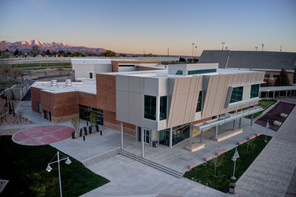 SLCC Jordan Campus Student Center
