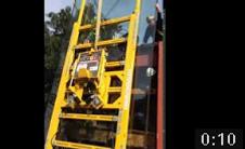 Famous Glaziers install jumbo glass vide