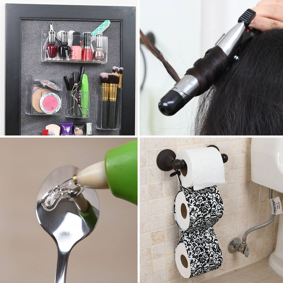 7 Easy hacks to upgrade your bathroom!