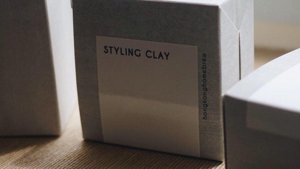 太平髪品   Hong Kong homebrew styling clay
