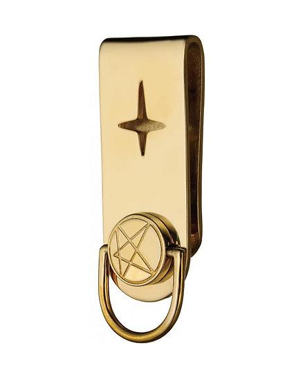 KOLOR | 現金夾鎖匙扣
