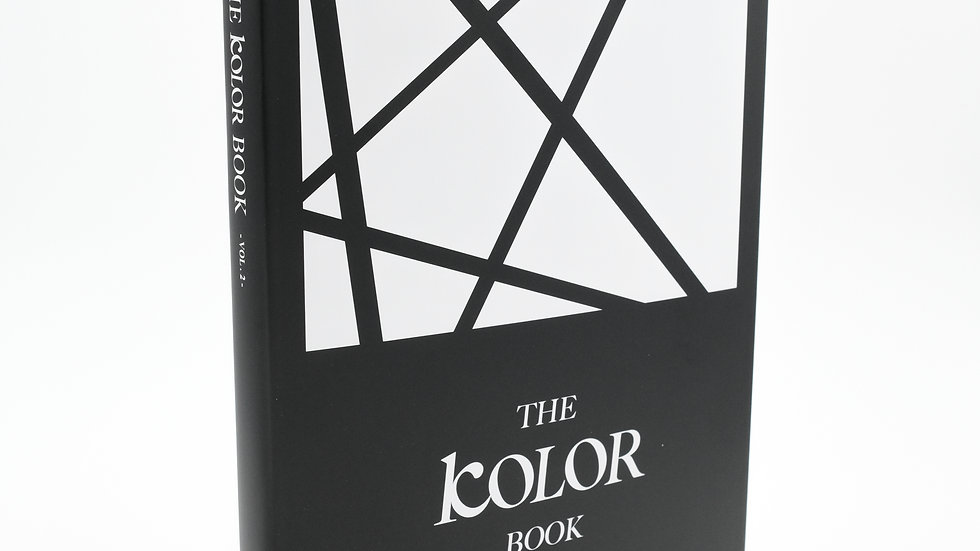 KOLOR | 《The Kolor Book Vol.2》
