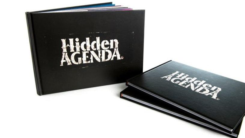 Hidden Agenda | Hidden Agenda The Book