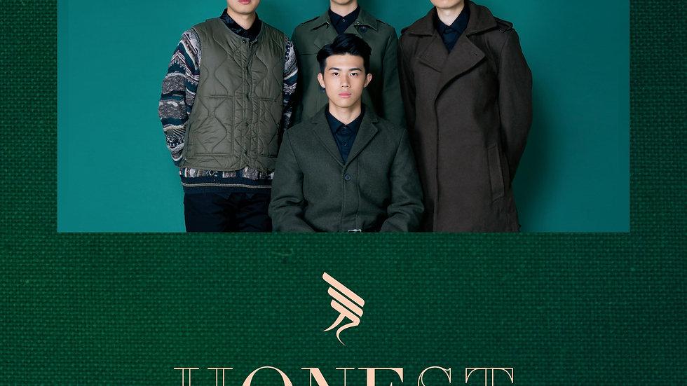 Revery | <HONEST>專輯