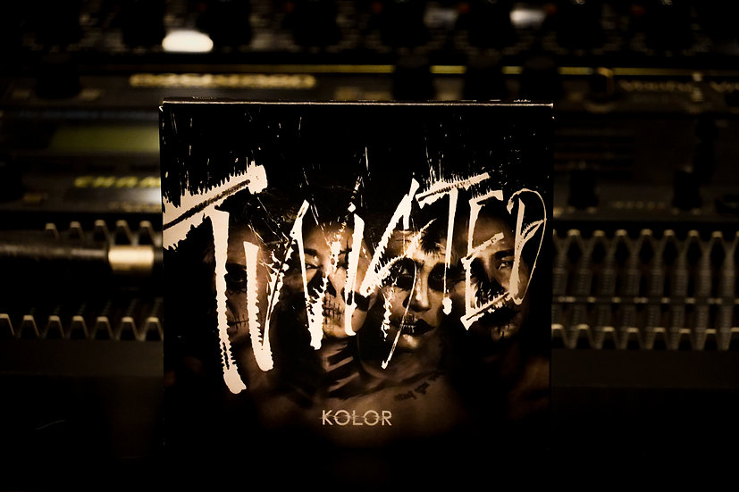 KOLOR | Twisted CD