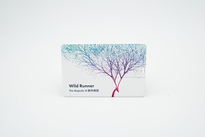 The Majestic G | <Wild Runner> USB專輯
