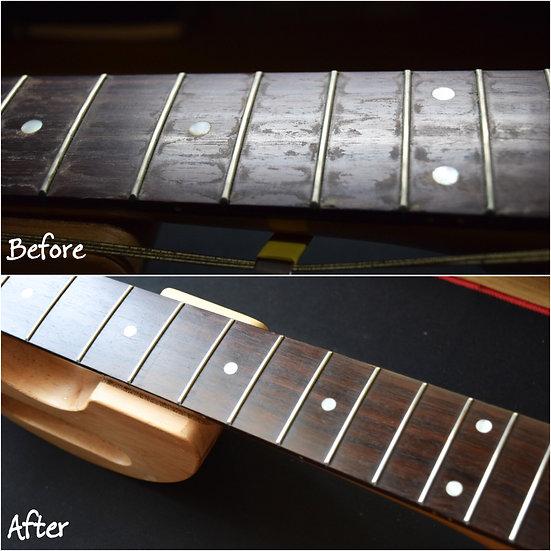 Zuk Studio x Donz GuitarRoom   結他Setup服務