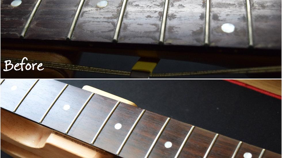 Zuk Studio x Donz GuitarRoom | 結他Setup服務