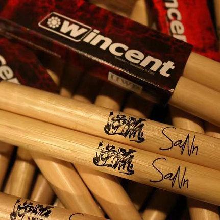 逆流 | Wincent DrumSticks [SaNn@NiLiu Signature Model]
