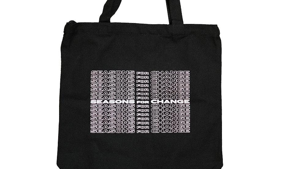 Seasons For Change Tote Bag