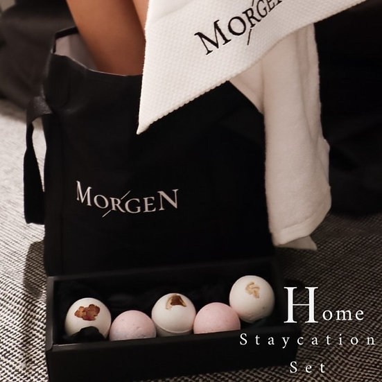 morgen.lifestyle | Home Staycation Set