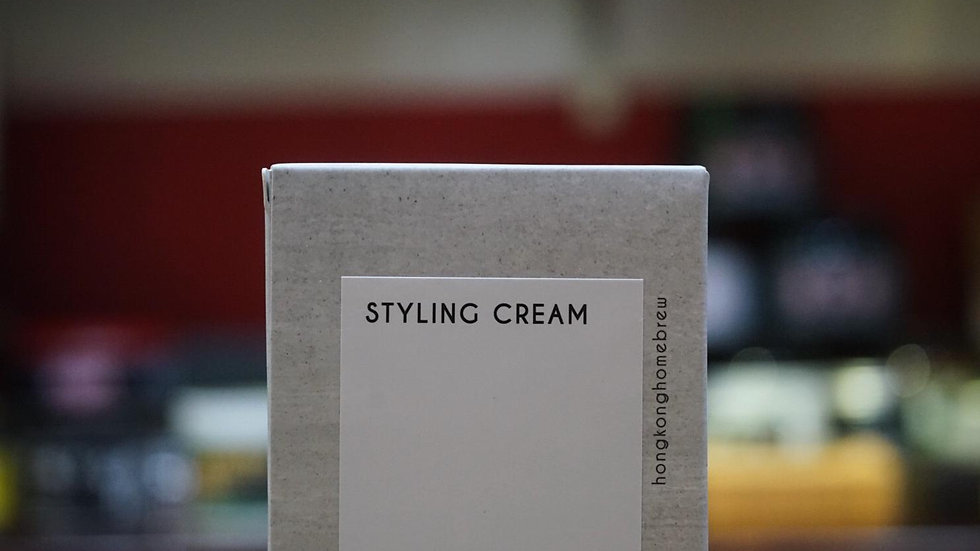 太平髪品 | Hong kong homebrew styling cream