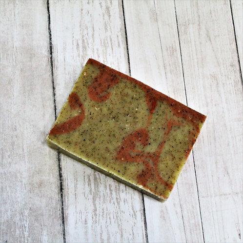 Peppermint Tea Tree Soap Bar