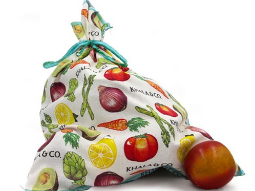 Large Reusable Produce Bags