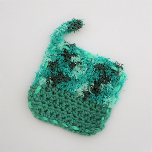 Crocheted Dish Scrubber