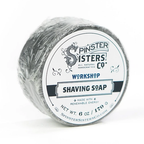 Workshop Shaving Soap Bar