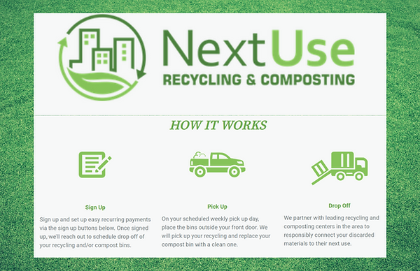 Next Use Recycling and Composting