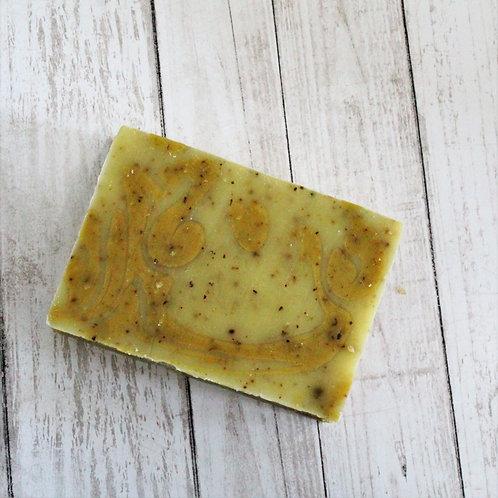 Lemongrass Sage Soap Bar