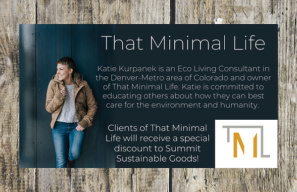 That Minimal Life