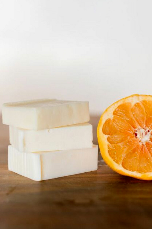 Eucalyptus Orange Soap Bar