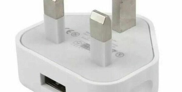 UK USB Charger Plug