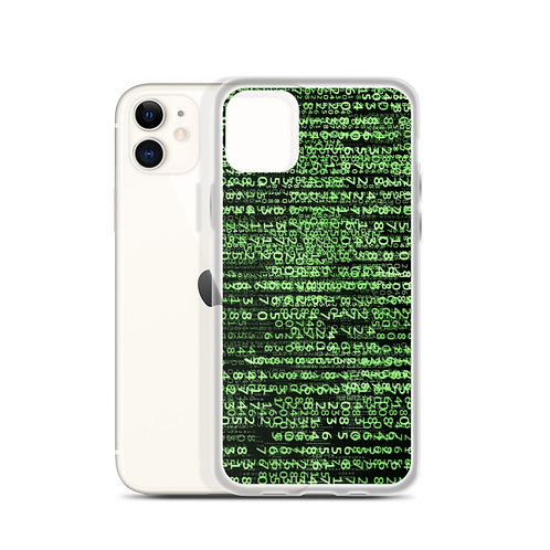 "iPhone Case ""Matrix"""