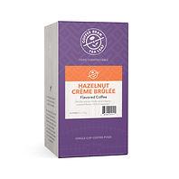 CBTL Pod Box Mockup - Hazelnut Creme Bru