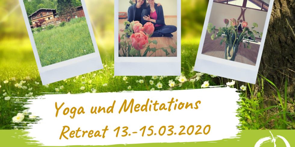 Yoga und ZEN Meditations Retreat