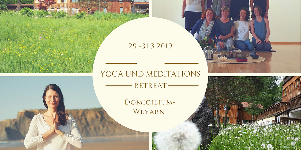 Frühlings-Erwachen - Yoga und Meditations Retreat