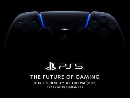 Официально презентация PlayStation 5 назначена на 4 июня