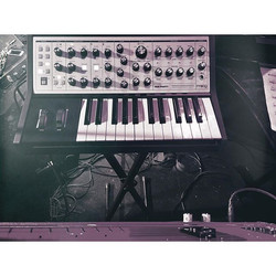 Fun with my Moog SubPhatty