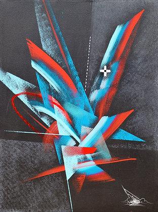 PRIZMA 2000 (giclee on paper)