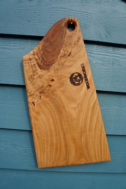 Oak Crotchwood, Medium