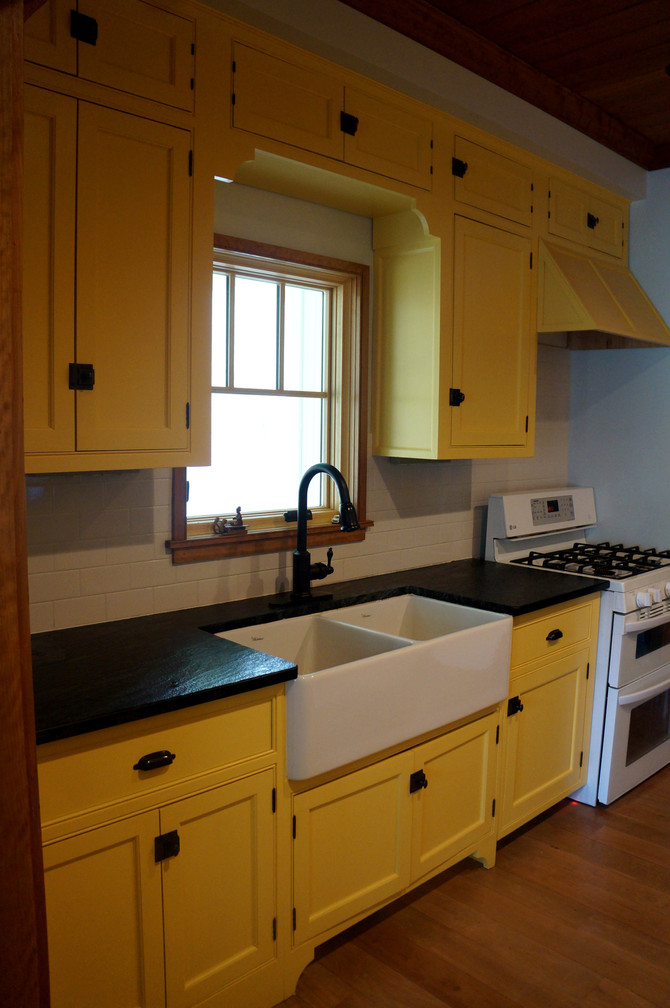 Kitchen fit for Mark Twain