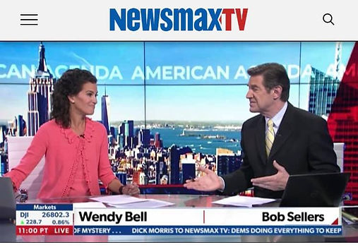 Wendy Bell on Newsmax
