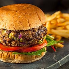 THURSDAY - mushroom burger