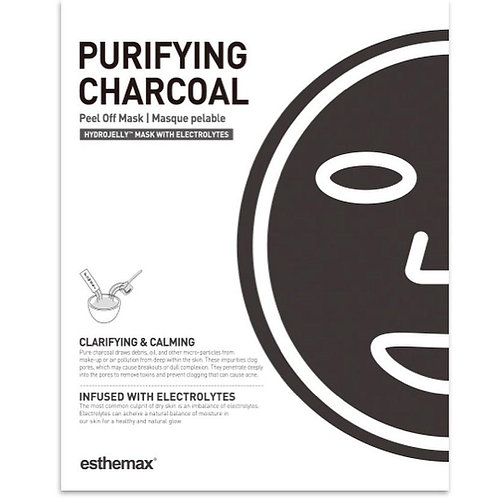 Hydrojelly Purifying Charcoal Mask