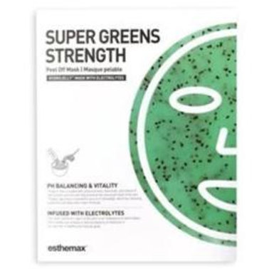 Hydrojelly Super Greens Strength Mask