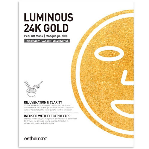 Hydrojelly 24K Gold Mask