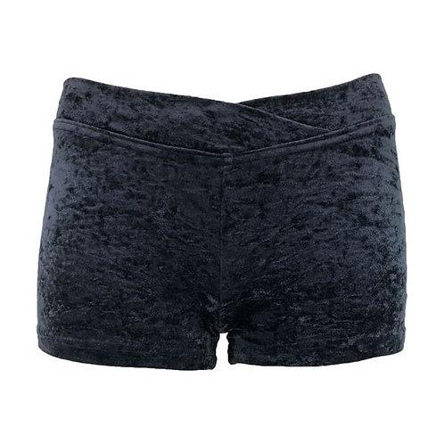 Acro Starlite Tiggis Velvet Shorts