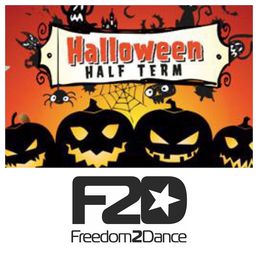 Halloween Half Term Dance & Activity Camp (1)