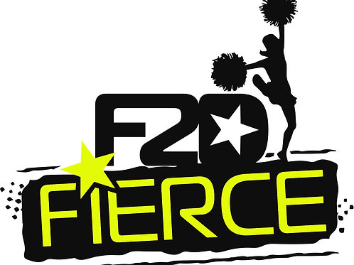 F2D Fierce Cheer Team Tee