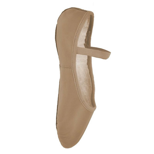 Ballet Shoes - Pink Leather
