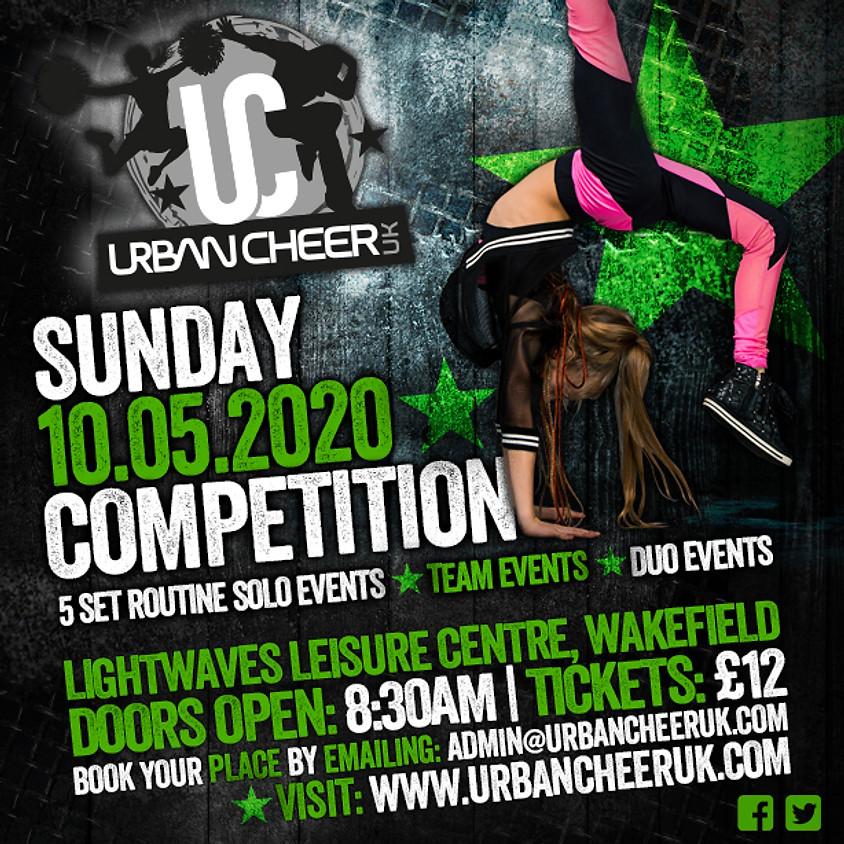 Urban Cheer UK - Wakefield