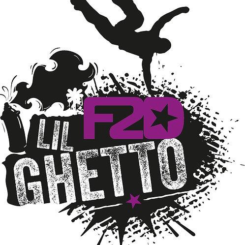 F2D Lil'Ghetto Hip Hop Crew Tee