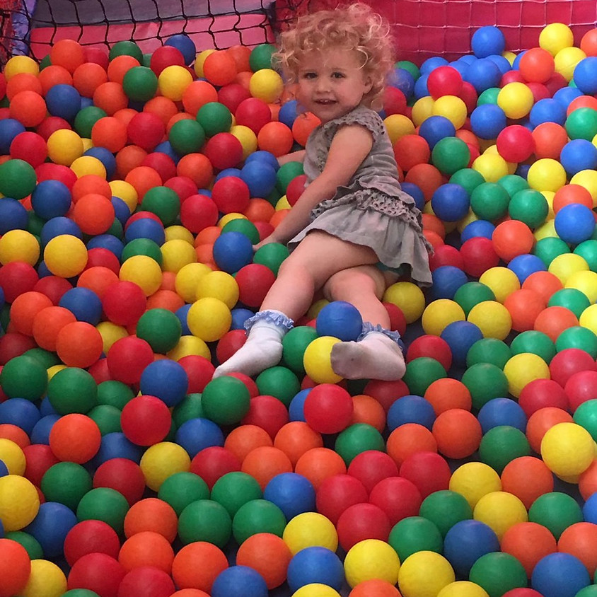 Baby Bounce Stay & Play